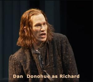 Dan  Donohue as Richard III