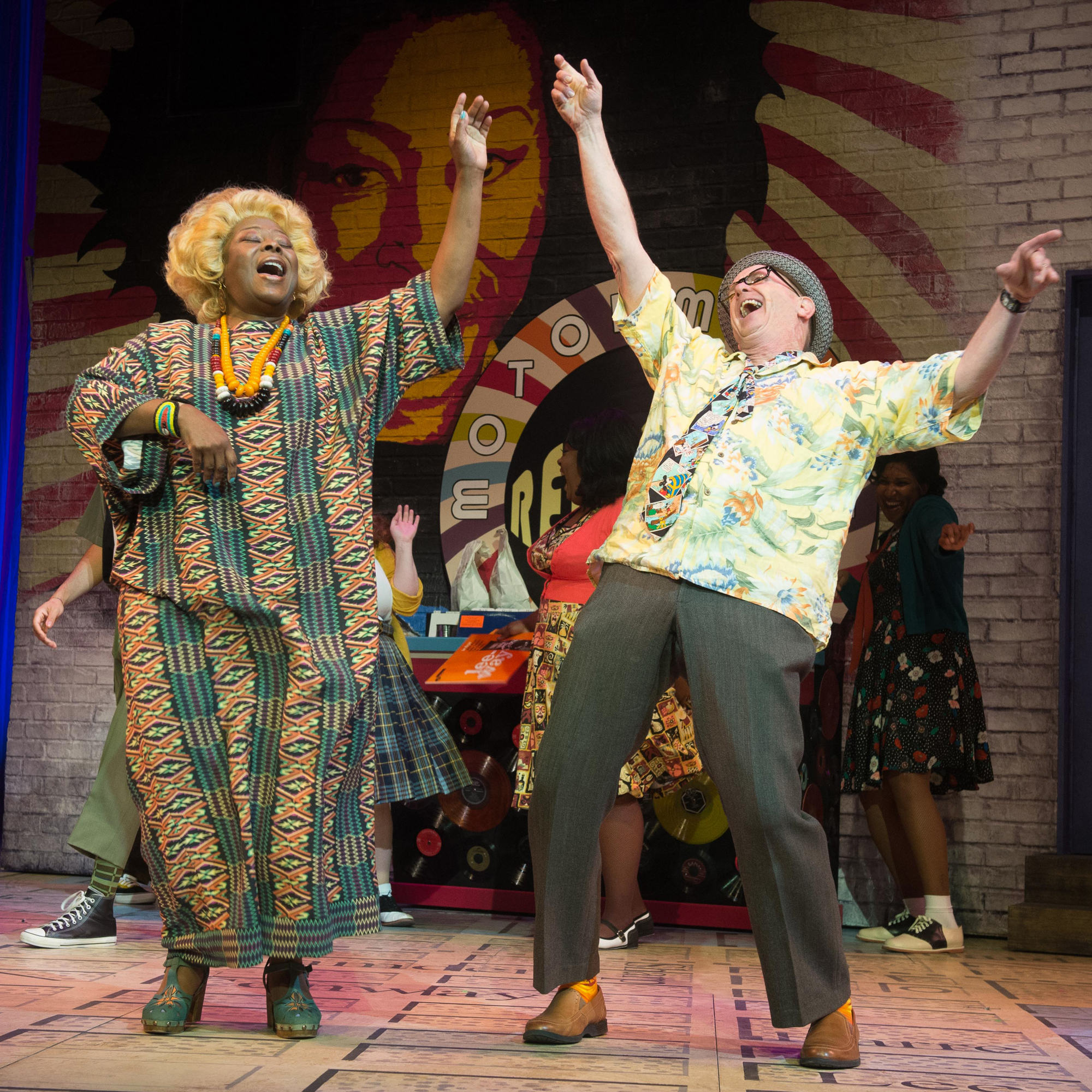 "Dps Shakespeare Festival: ""Hairspray"" At The Oregon Shakespeare Festival"