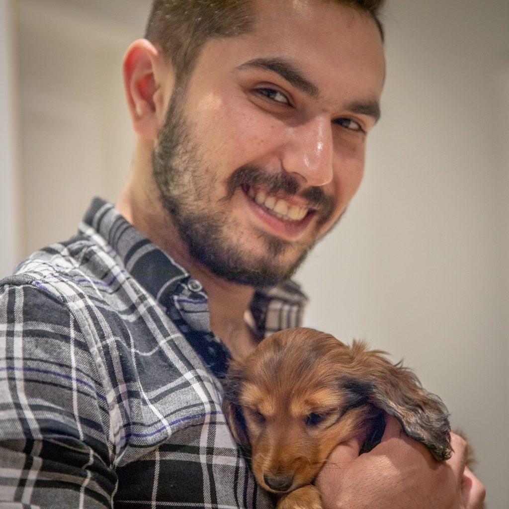 Basil with Aurora
