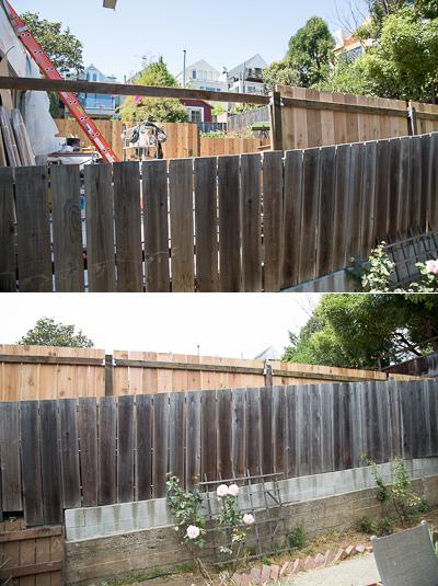 Noe Valley Fence